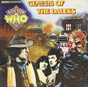 Genesis of the Daleks - The Vortex Crystal