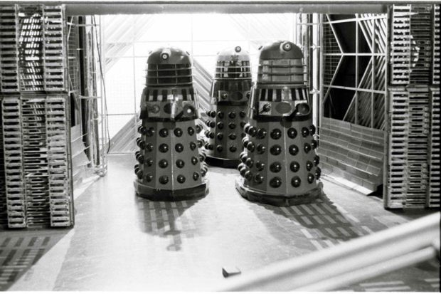 The Resurrection of the Daleks